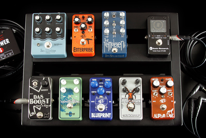 Pedal Line Friday - 1/13 - Adam Parker