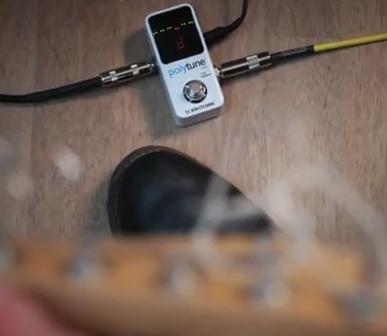 TC Electronic PolyTune Mini - Tuning Distilled