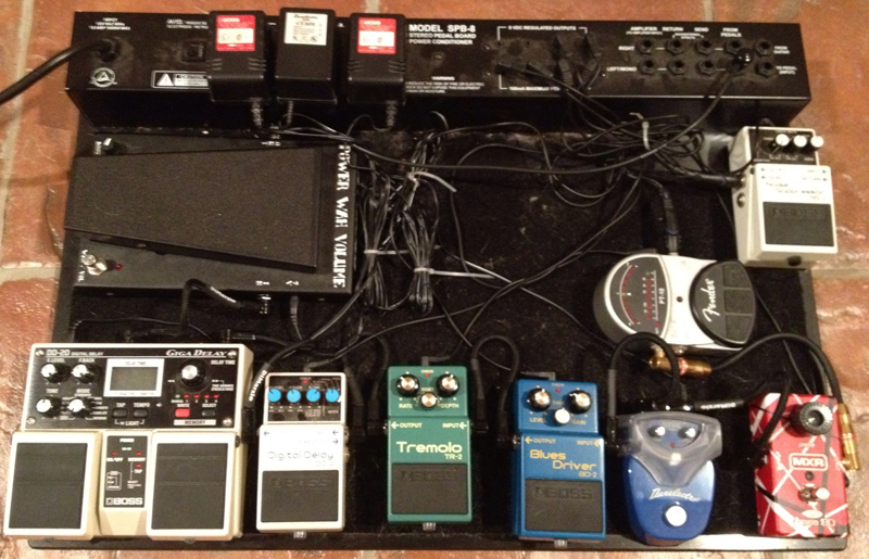 Pedal Line Friday - 2/10 - Brian Theoret