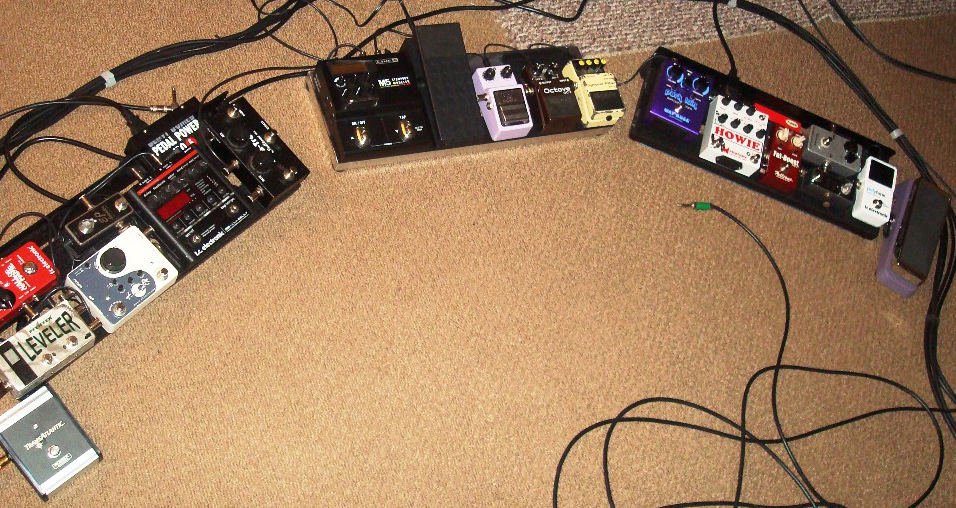 Pedal Line Friday - 2/24 - Scott Casey