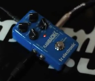 TC Electronic Flashback Delay - U2 delay