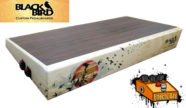 Blackbird Pedalboard Give Away