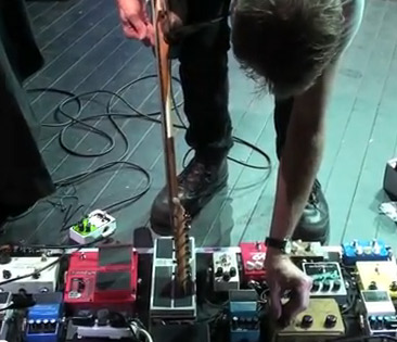 Nels Cline Pigtronix FAT Drive Test Drive
