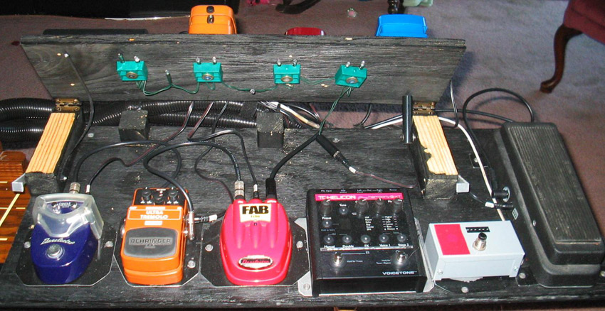 Pedal Line Friday - 3/2 - Mike Langford 3