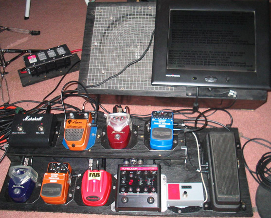 Pedal Line Friday - 3/2 - Mike Langford 7