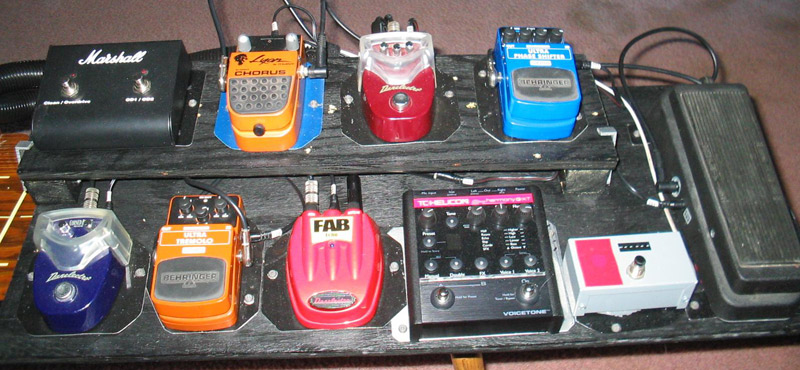 Pedal Line Friday - 3/2 - Mike Langford