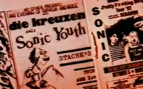 Pioneers Sonic Youth