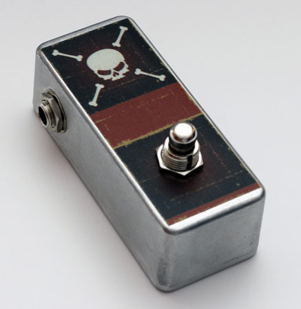 Skull Taps for Boss RC-3 and Delays with Tap Tempo Input!