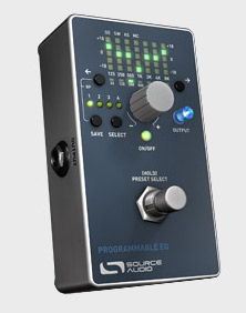 Bass EFX Review:  Source Audio Programmable EQ