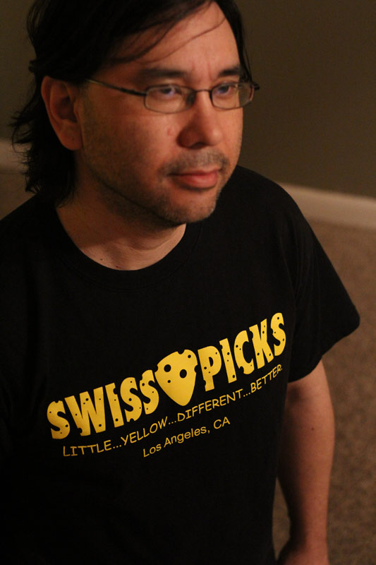 Tee Shirt Wednesday - 5/16 - Swiss Picks