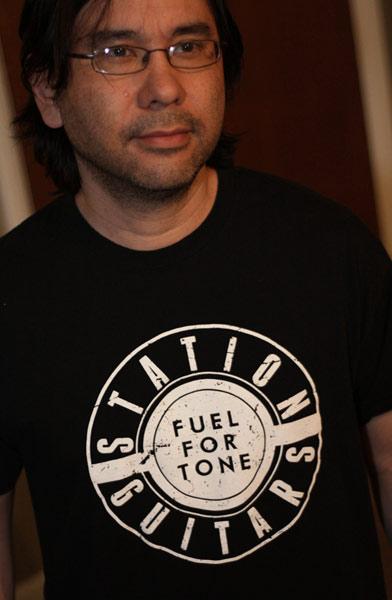 Tee Shirt Wednesday - 5/23 - Station Guitars