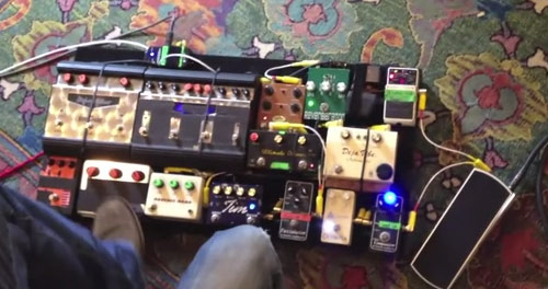 Gear Breakdown - Carter Gravatt of Carbon Leaf