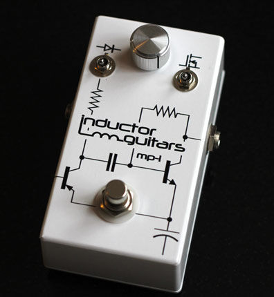 Inductor Guitars MP-1 Fuzz Give Away Reminder