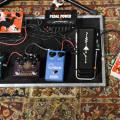 Kenny Wayne Shepherd Pedalboard Current
