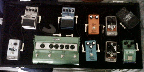 Pedal Line Friday - 5/18 - Ian Pritchard