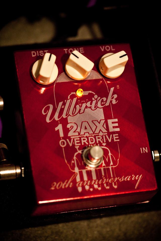 Ulbrick 20th Anniversary 12AXE Overdrive
