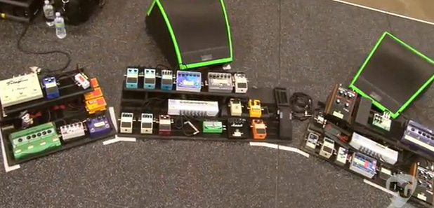 Josh Klinghoffer - Red Hot Chili Peppers - Pedal Board Breakdown