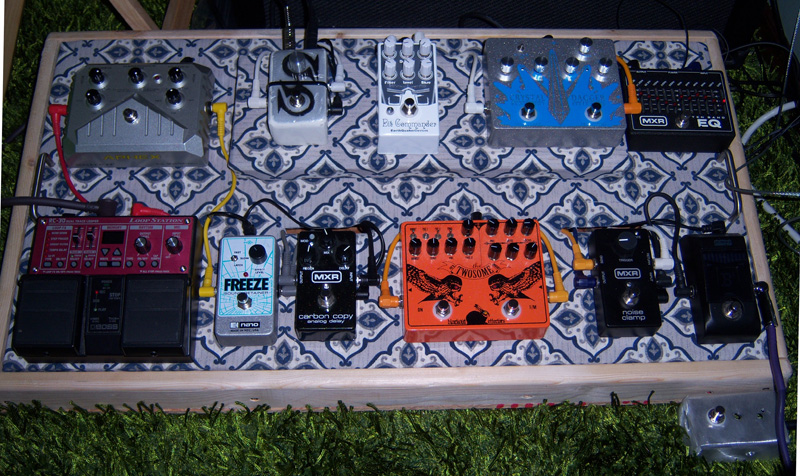 Pedal Line Friday - 6/15 - Richard Western