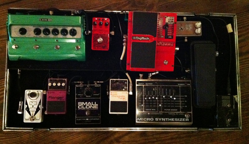 Pedal Line Friday - 7/20 - Mike Vranek
