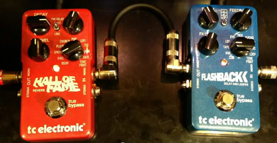 TC Electronic Hall of Fame and Flashback Delay
