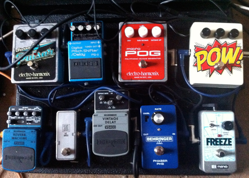 Pedal Line Friday - 8/31 - Matt Chapman