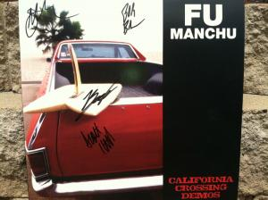 Signed Fu Manchu Album - EffectsBay.com Give Away