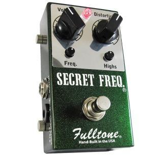Fulltone Secret Freq Overdrive