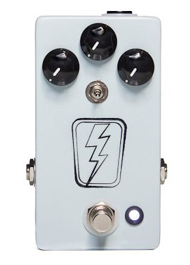 JHS Pedals SuperBolt Demo (with a variety of amps)