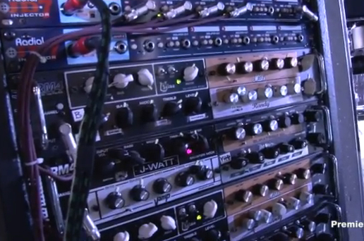 Pedal Board Breakdown - Billy Corgan - Salvation Mods