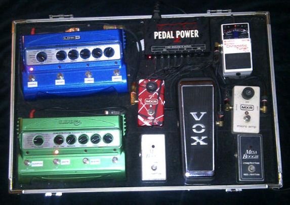 Pedal Line Friday - 11/30 - Jay Hale