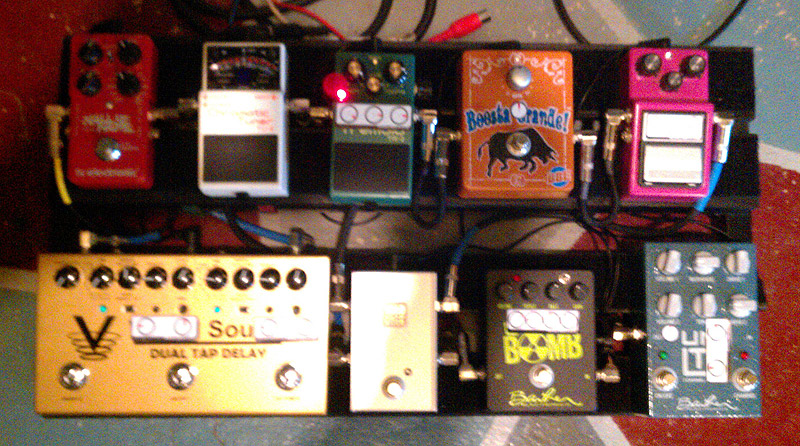 Pedal Line Friday - 11/9 - Chris Sweet