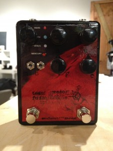 Bass EFX Review: Team Awesome! Fuzz Machine