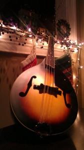 Gretsch New Yorker mandolin