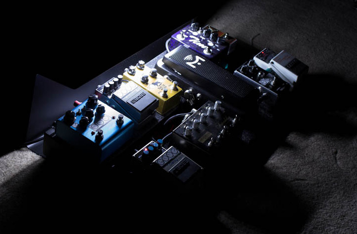 StageLitePro On-Stage Lighted Pedal Guards - Lit Pedals
