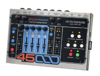 Electro-Harmonix 45000 Multi-Track Looper w/Reggie Watts