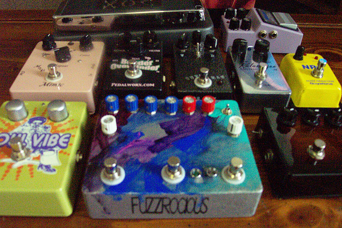 Fuzzrocious Rat King Give Away Winner