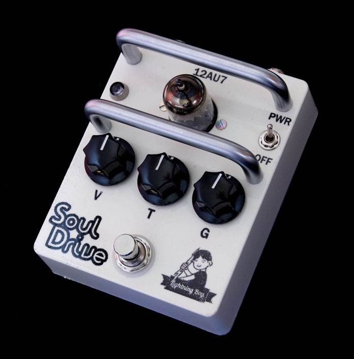 Lightning Boy Audio Soul Drive Give Away - Reminder