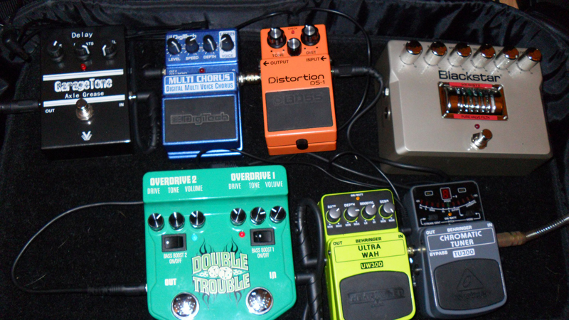 Pedal Line Friday - 2/22 - Jeremy Gardner