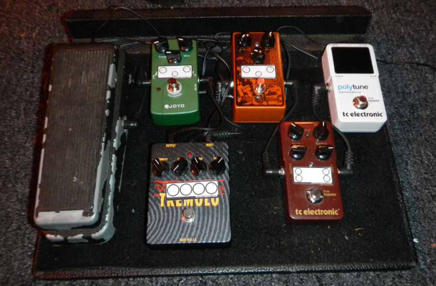Pedal Line Friday -3/8 - Dave Hogan