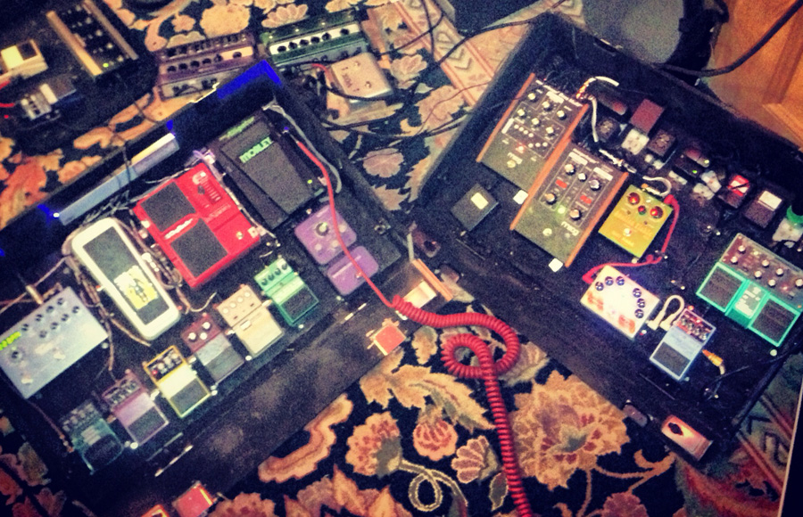 Pedal Line Friday - 4/5 - Ricky Wilson