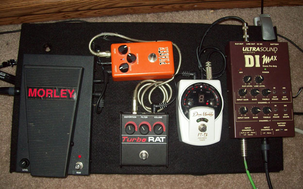 Pedal Line Friday – 4/19 – K Alan Patterson