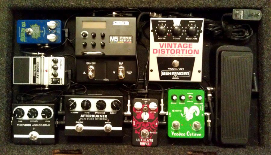 Pedal Line Friday - 4/5 - Jason Thompson