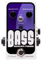 Bass EFX Review: Pigtronix Bass Envelope Phaser Review