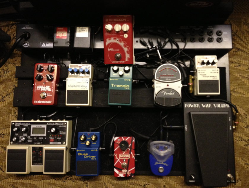 Pedal Line Friday - 5/10 - Brian Theoret