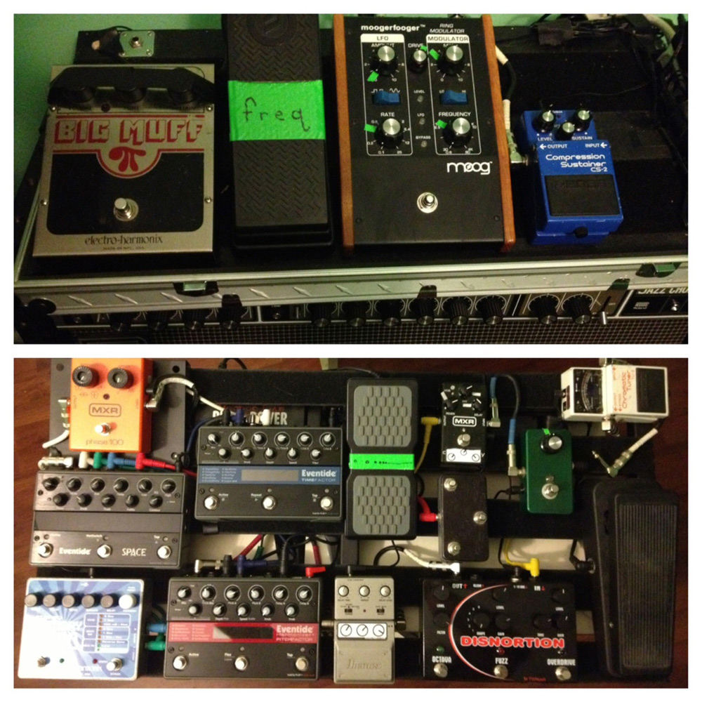 Pedal Line Friday - 5/24 - Brandon Highfill