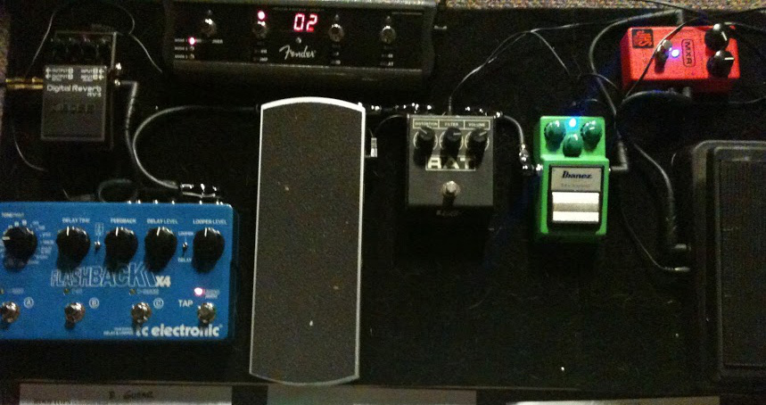 Pedal Line Friday - 5/31 - TC Johnson