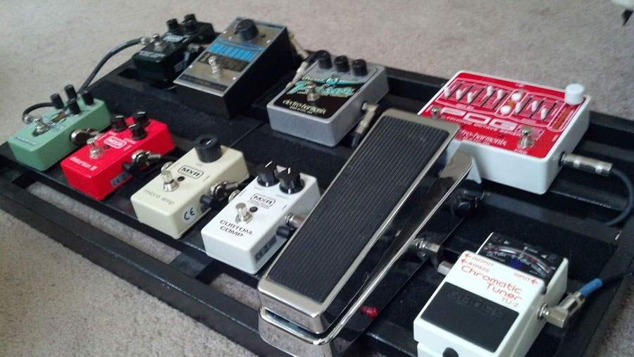 Pedal Line Friday - 5/3 - Steve Thompson