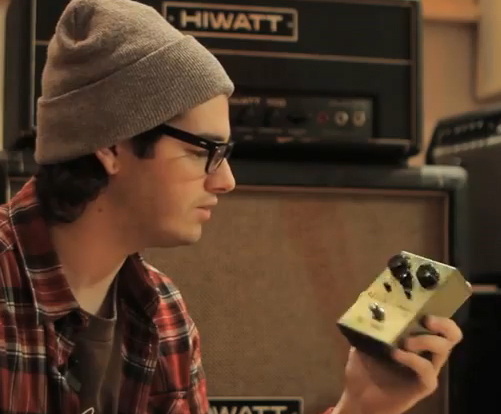 Taylor Madison of Daylight talking pedals