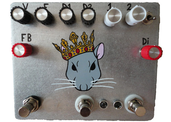 Fuzzrocious Rat King Demo
