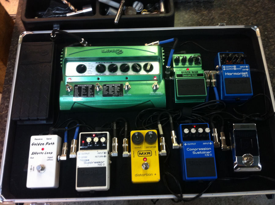Pedal Line Friday - 6/21 - Joe Bell
